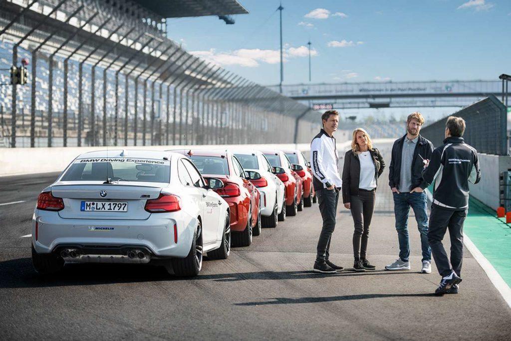 143 Kombibild BMW M Driving Experience