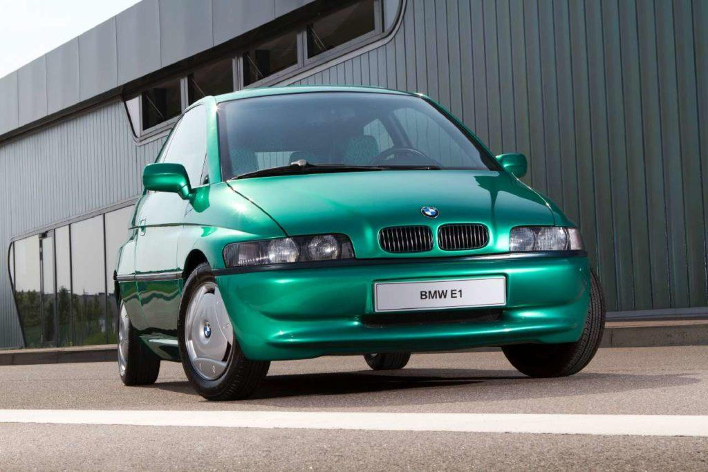 Marken BMW IAA E1
