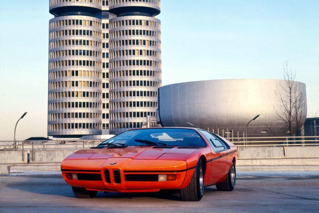 Marken BMW Turbo 1972