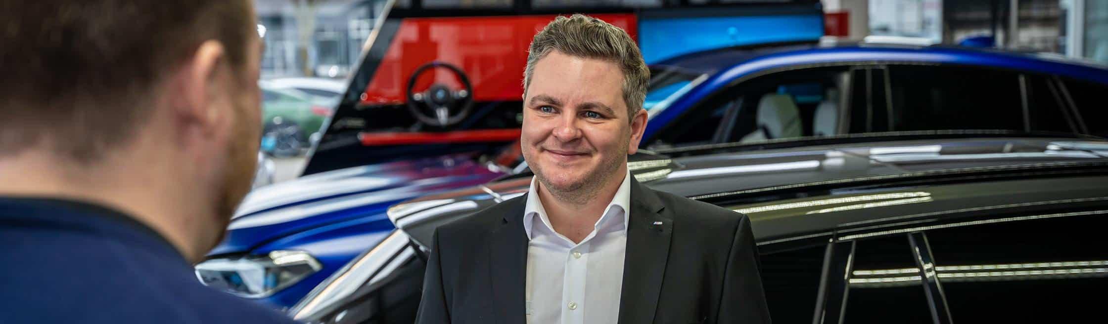 Finanzierung Leasing Versicherung BMW Joas