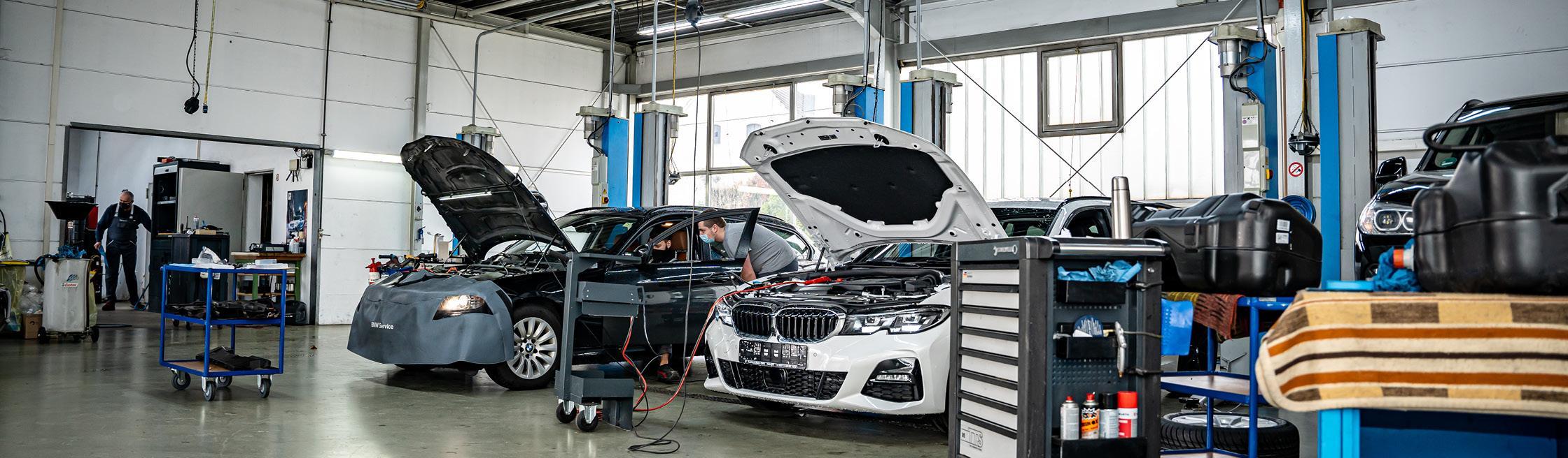 Service BMW Joas Dillingen