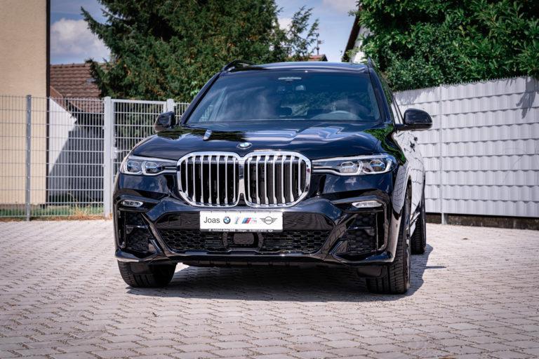 BMW X7 Dillingen Joas x-series