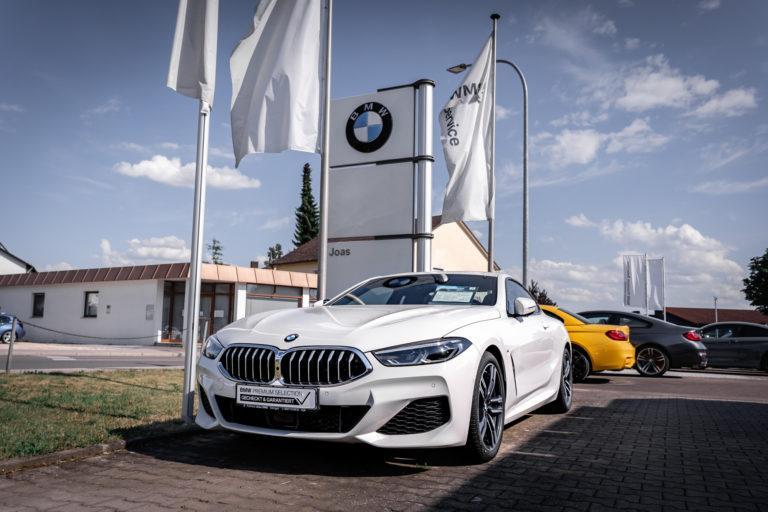 BMW 8er Joas Dillingen