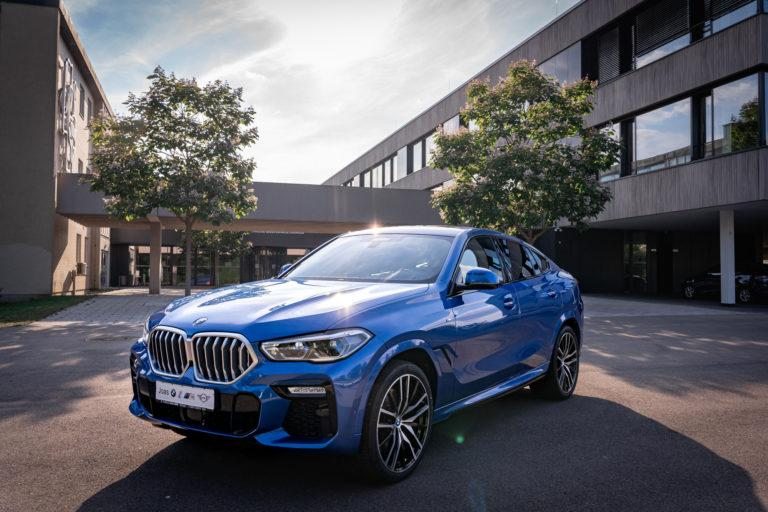 BMW X6 Joas Dillingen an der Donau