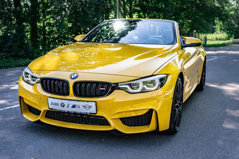 BMW M4 Cabrio Joas Dillingen