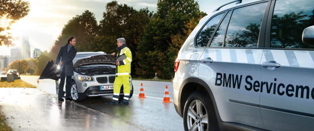 BMW Hilfe