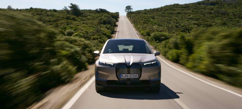 BMW Reichweite