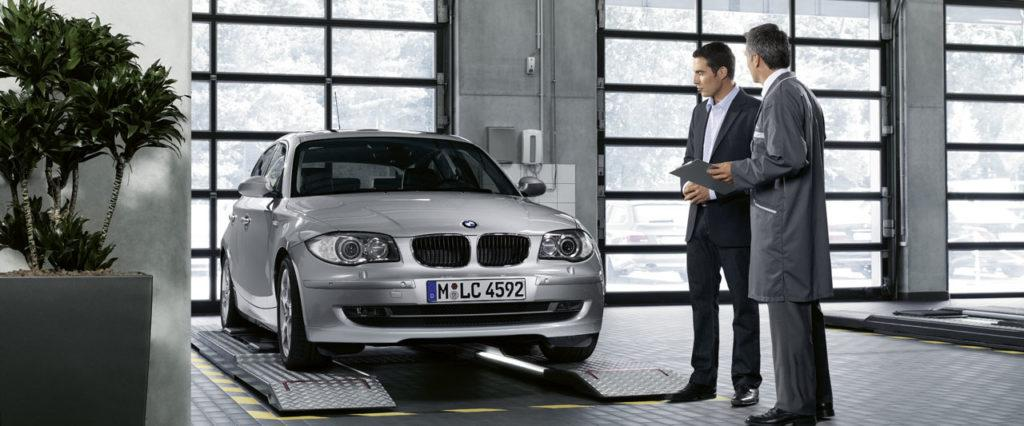 BMW Service Paket