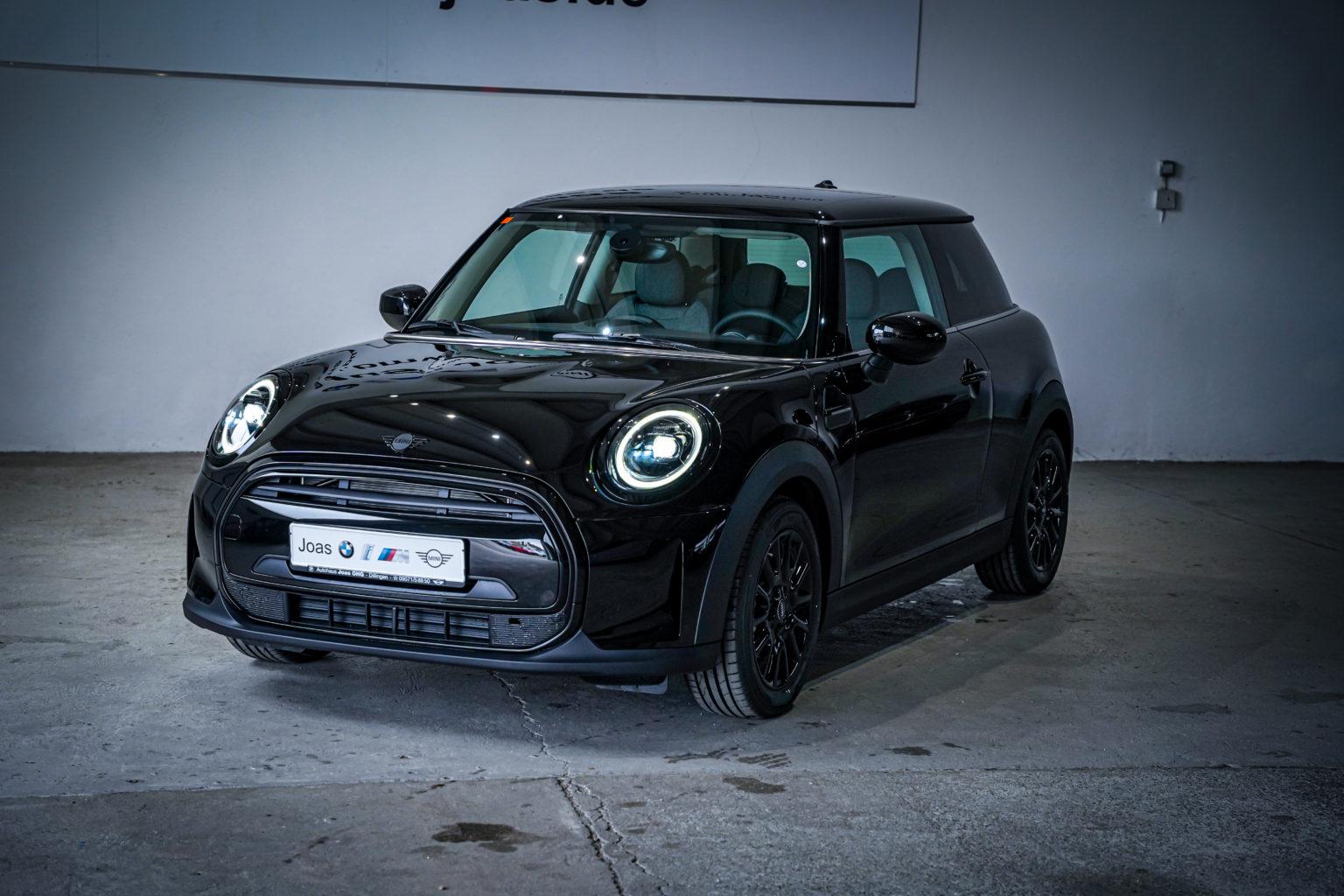 Mini schwarz